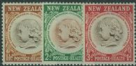 NZ SG742-4 Children's Health Camps Federation Emblem health set of 3